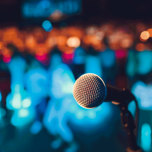 Stand Up Comedy Microphone